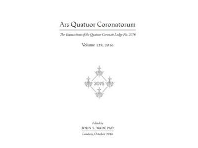 AQC Vol. 129 Hbk 2016