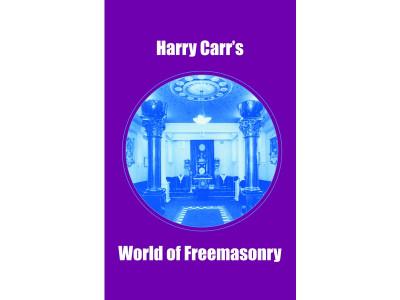 Harry Carr's World of Freemasonry