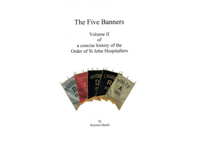 Knights of St John Vol. II - The Five Banners