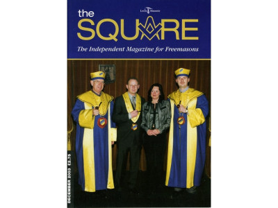 The Square Magazine - December 2003