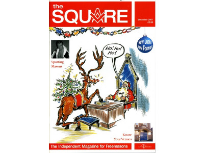 The Square Magazine - December 2007