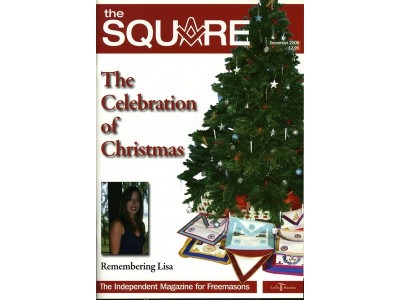 The Square Magazine - December 2008