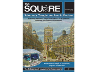 The Square Magazine - December 2010