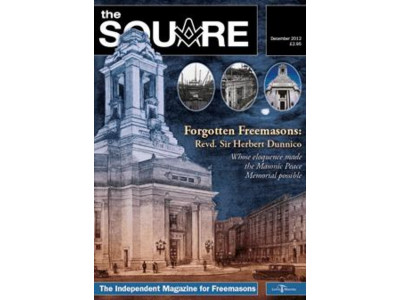 The Square Magazine - December 2012