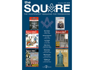 The Square Magazine - December 2019