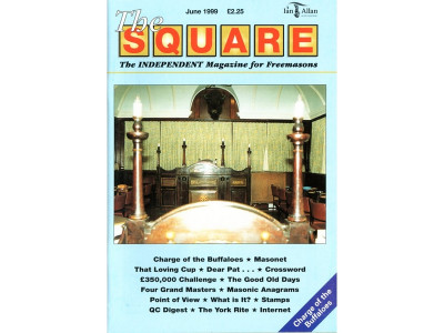 The Square Magazine - June 1999