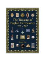 The Treasures of English Freemasonry 1717 - 2017