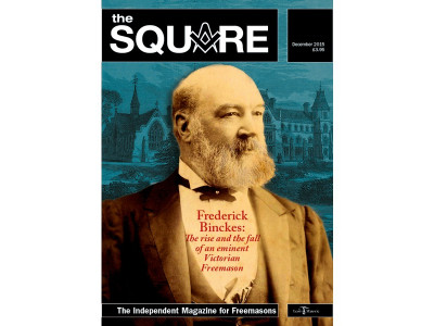 The  Square Magazine - December 2015