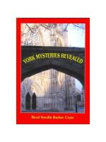 York Mysteries Revealed