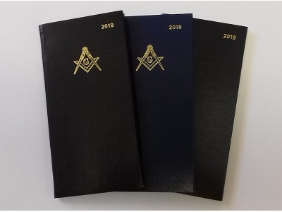 2018 Scottish Masonic Diaries