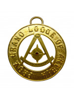Irish Provincial Collar Jewel