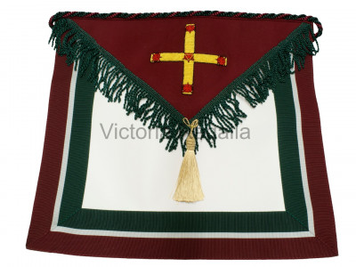 Royal Order of Scotland Past  Provincial Grand Master Apron