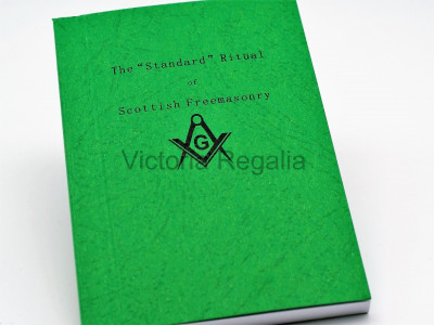 Scottish Masonic Standard Ritual for Craft and Mark Ceremony