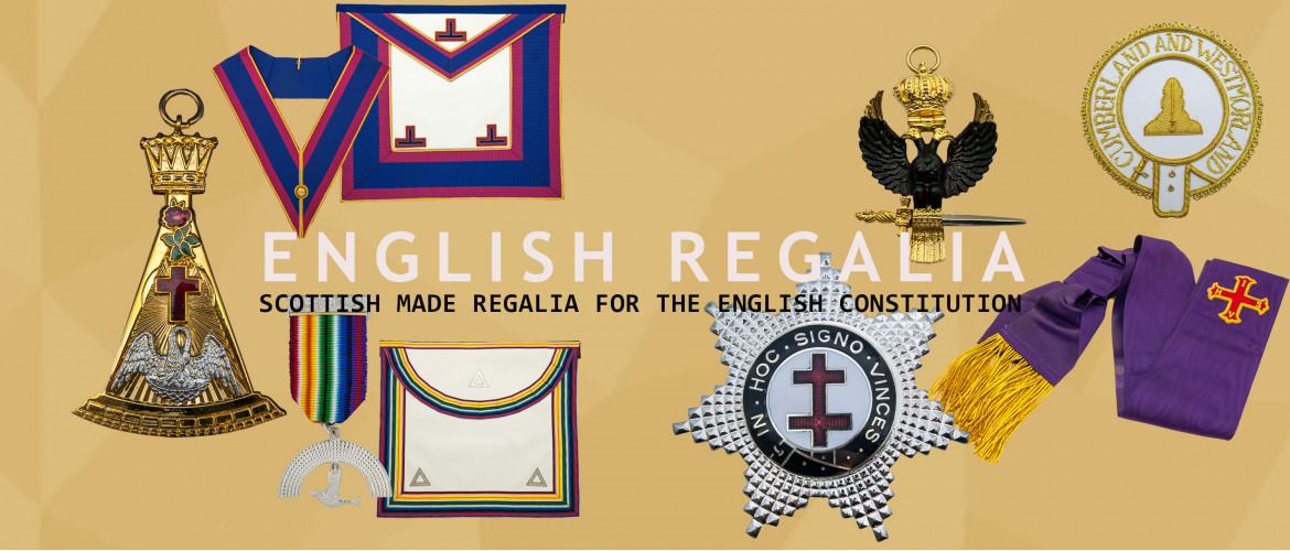 English Regalia