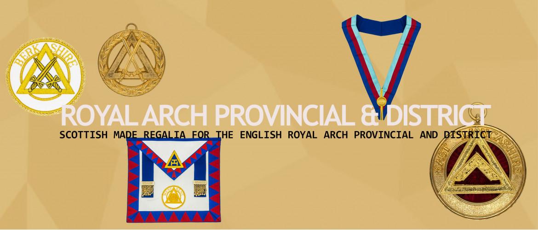 Royal Arch Provincial & District