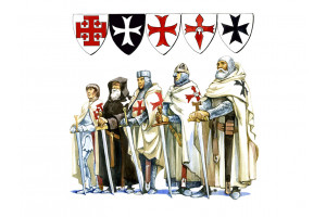 The story of the Knights Templars - Part 1