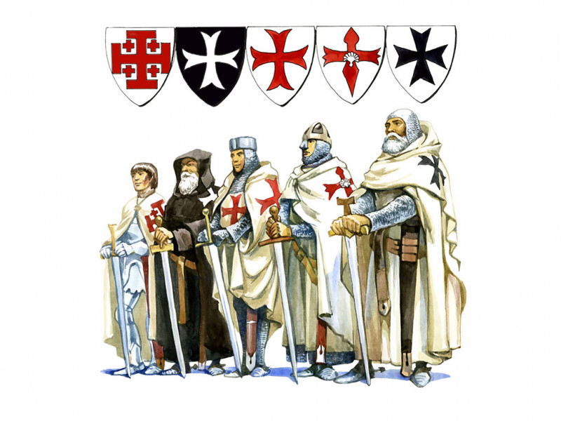 The story of the Knights Templars - Part 2