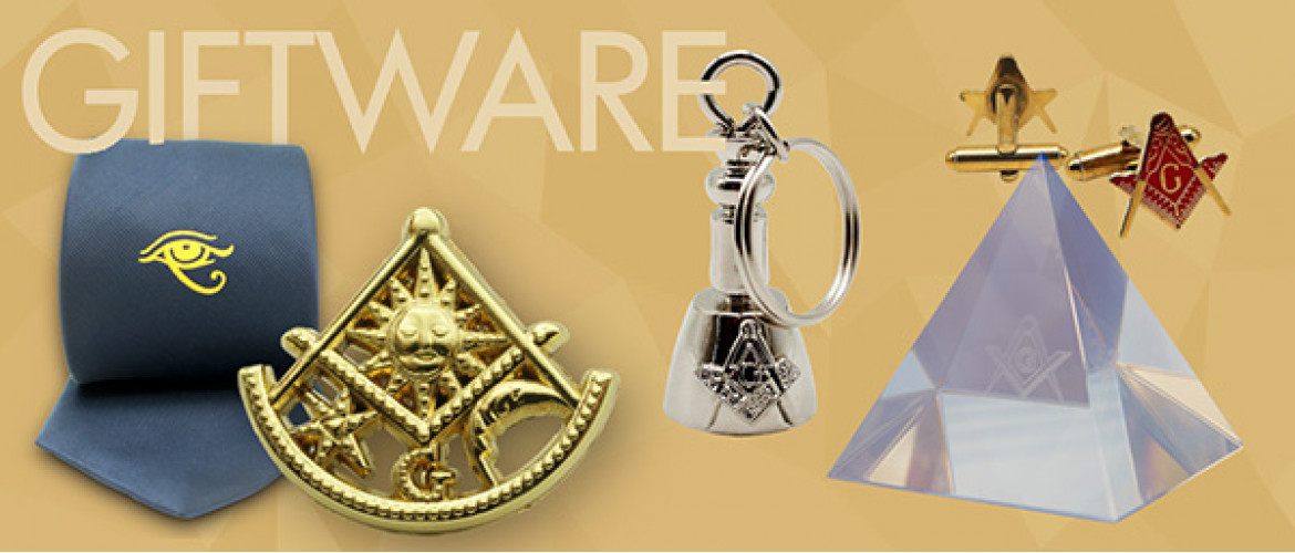 Masonic Gifts and Accessories