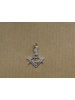 9ct Gold pendant - small