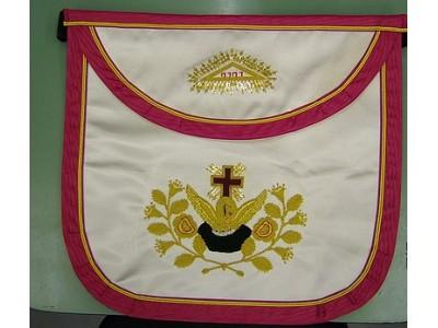 Irish Prince Masons Apron