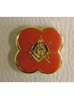Masonic Poppy - Scottish