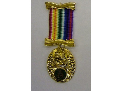 Royal Arch Mariner P.C.N Breast Jewel - Combining Past Commander Noah and Most Excellent Chief