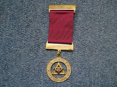 Royal Arch Past Mark / Excellent Breast Jewel