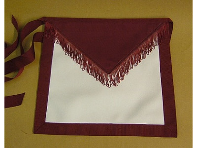 Royal Order of Scotland Brother of Heredom Apron