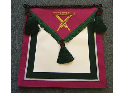 Royal Order of Scotland Officers Apron