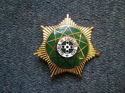 Royal Order of Scotland Breast Star