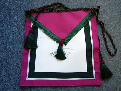 Royal Order of Scotland Members Apron - Standard