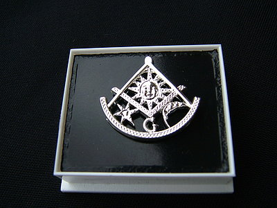 Robert Burns Lapel Pin (depute)