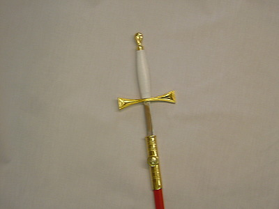 Sword - 18th Degree white handle