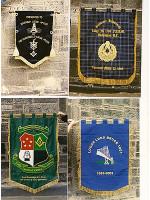 Freemasons Masonic Lodge - Chapter Banners