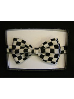 Masonic Bow Tie Chequered Carpet design