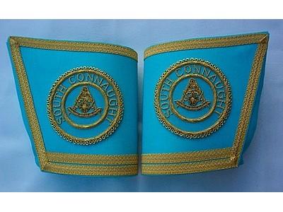 Officers Gauntlets - Hand Badge