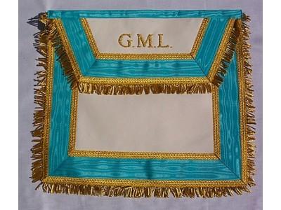 Grand Master's Lodge Apron