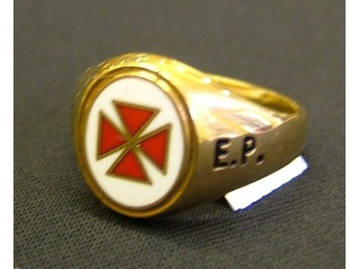 KT Ring - Plated