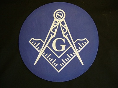 Masonic Mouse Mat