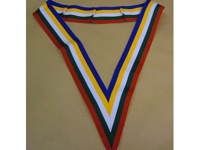 Order of the Eastern Star Officers collar