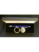 Masonic Pen & Keyring set