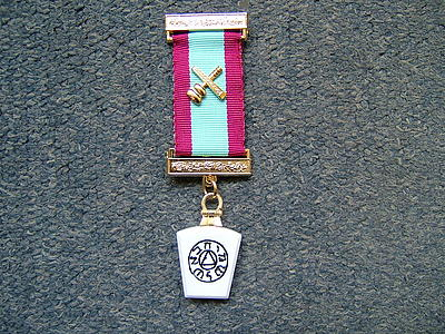 Mark Degree Breast Jewel - Scottish Mark