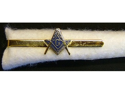 Masonic Tie Slide