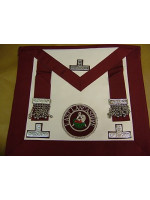 Provincial Stewards Past Rank Complete Set - English Constitution
