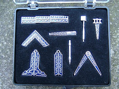 Working Tools Set - miniature