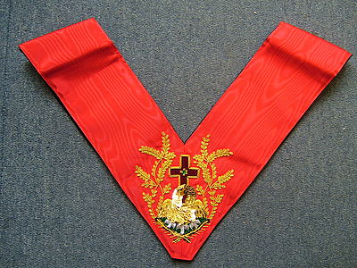 18th Degree Collar  - SCOTTISH