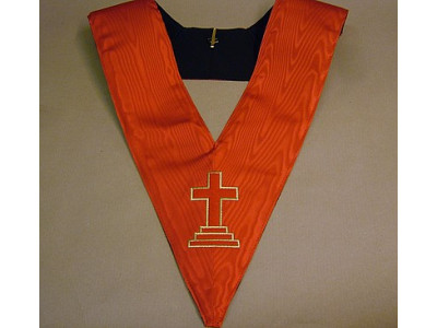 18th Degree Collar Simplified - SCOTTISH