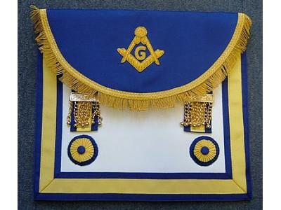Master Masons Dress Apron  Style No.1 - SCOTTISH MASON
