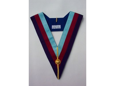 RAC supreme grand Tricolour collar - SCOTTISH
