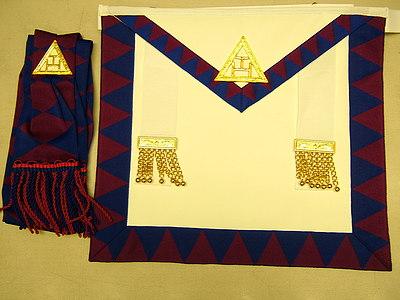 Royal Arch Companions set Standard - SCOTTISH